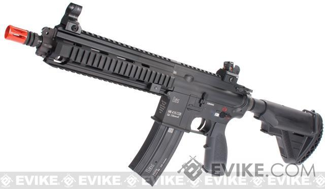 Umarex VFC HK 416 CQB Elite Full Metal Airsoft AEG Rifle
