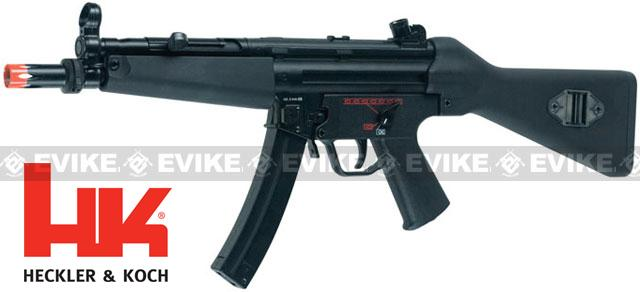 z H&K Licensed MP5 A4 Full Metal Elite Airsoft AEG Rifle by G&G Top Tech