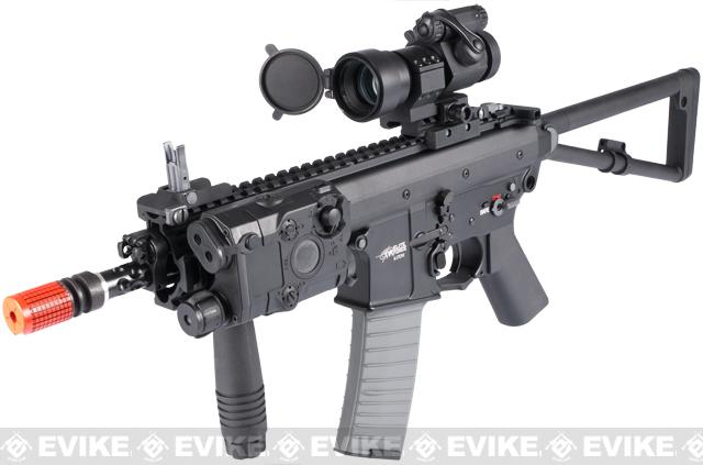 Bone Yard - VFC Elite Force Full Metal PDW Airsoft AEG Rifle (8 Barrel) (Store Display, Non-Working Or Refurbished Models)