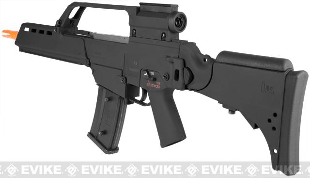 Bone Yard - H&K G36KV Airsoft Blowback AEG Rifle by ARES / Umarex (Store Display, Non-Working Or Refurbished Models)
