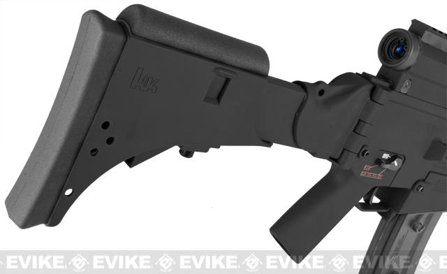 z H&K G36KV Airsoft AEG EBB Rifle by Elite Force w/ Integrated Scope