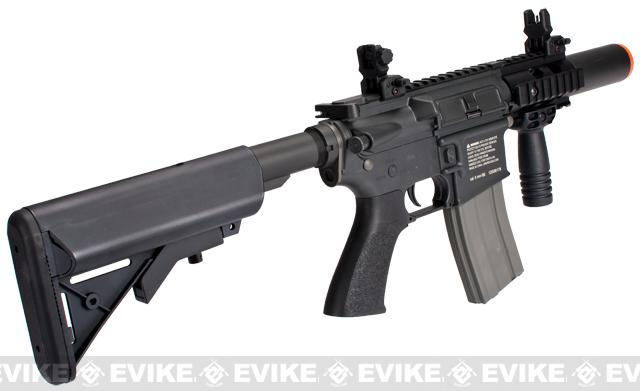 z Elite Force CQC Competition M4 Airsoft AEG Rifle - Black