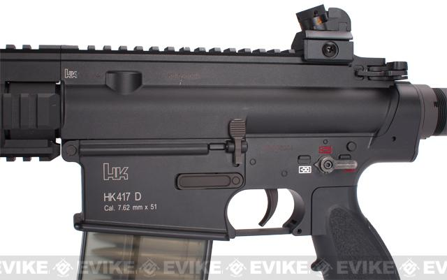 VFC Heckler & Koch HK417 Full Metal Elite Airsoft AEG Rifle - Long Version