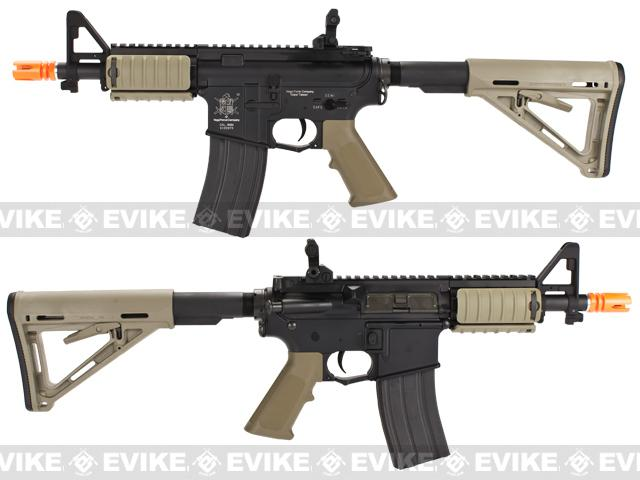 z VFC M4 Full Metal M4 Escort Custom Airsoft AEG - Tan