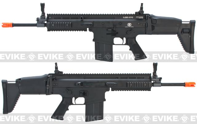 FN Herstal Full Metal SCAR Heavy STD Airsoft AEG Rifle by VFC - Black