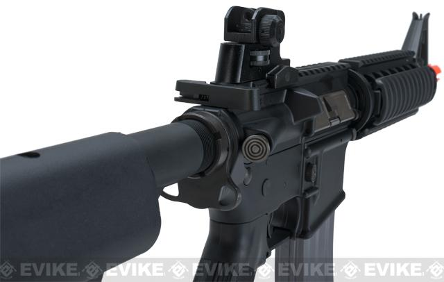 VFC Full Metal M4 VR16 CQBR SOPMOD Airsoft AEG Rifle - Black