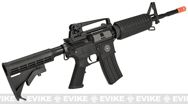 WE-Tech Navy SEAL Advanced Full Metal M4A1 Carbine Airsoft AEG Rifle