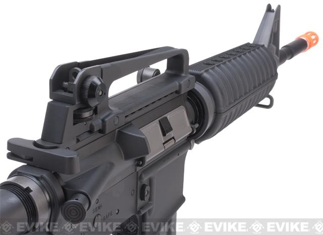 WE-Tech Navy SEAL Advanced Full Metal M4A1 Carbine Airsoft AEG Rifle w/ Crane Stock