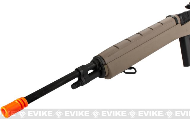 G&P M14 DMR Airsoft AEG Sniper Rifle - Dark Earth (Package: Gun Only)