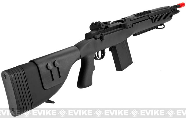 G&P M14 DMR Recon Advanced Airsoft AEG Sniper Rifle - Black (Package: Gun Only)