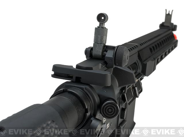 G&P TMR Keymod AR-15 M4 12.5 Airsoft AEG Training Rifle (Package: Add Battery + Charger)