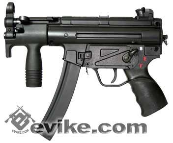 z Classic Army Full metal B&T Licensed BT5K Airsoft AEG
