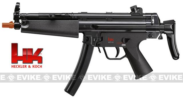 Bone Yard - Heckler & Koch / H&K MP5 Navy Dual Power Full Auto / Full Size Airsoft AEG (Store Display, Non-Working Or Refurbished Models)