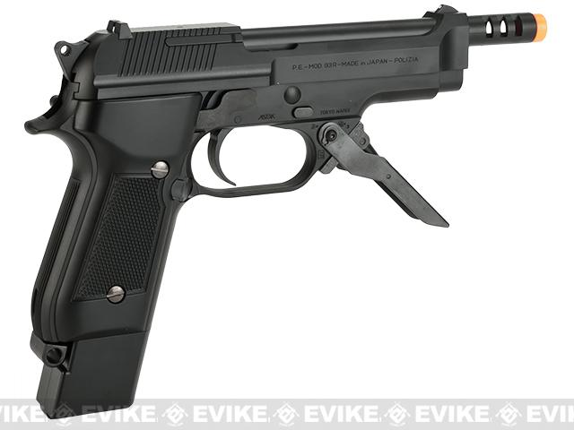 Tokyo Marui Full Size M93R Airsoft AEP Pistol