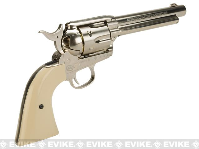 Umarex Colt Single Action Army .177 cal  Airgun - Nickel Finish (.177 cal AIRGUN NOT AIRSOFT)