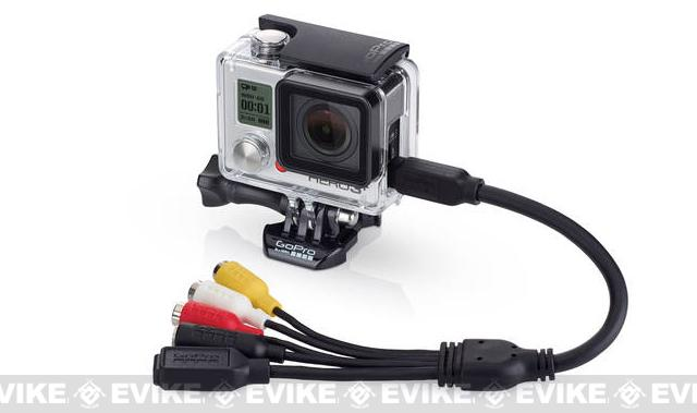 GoPro HERO4 Black / HERO4 Silver / HERO3+ / HERO3 Standard Skeleton Camera Housing