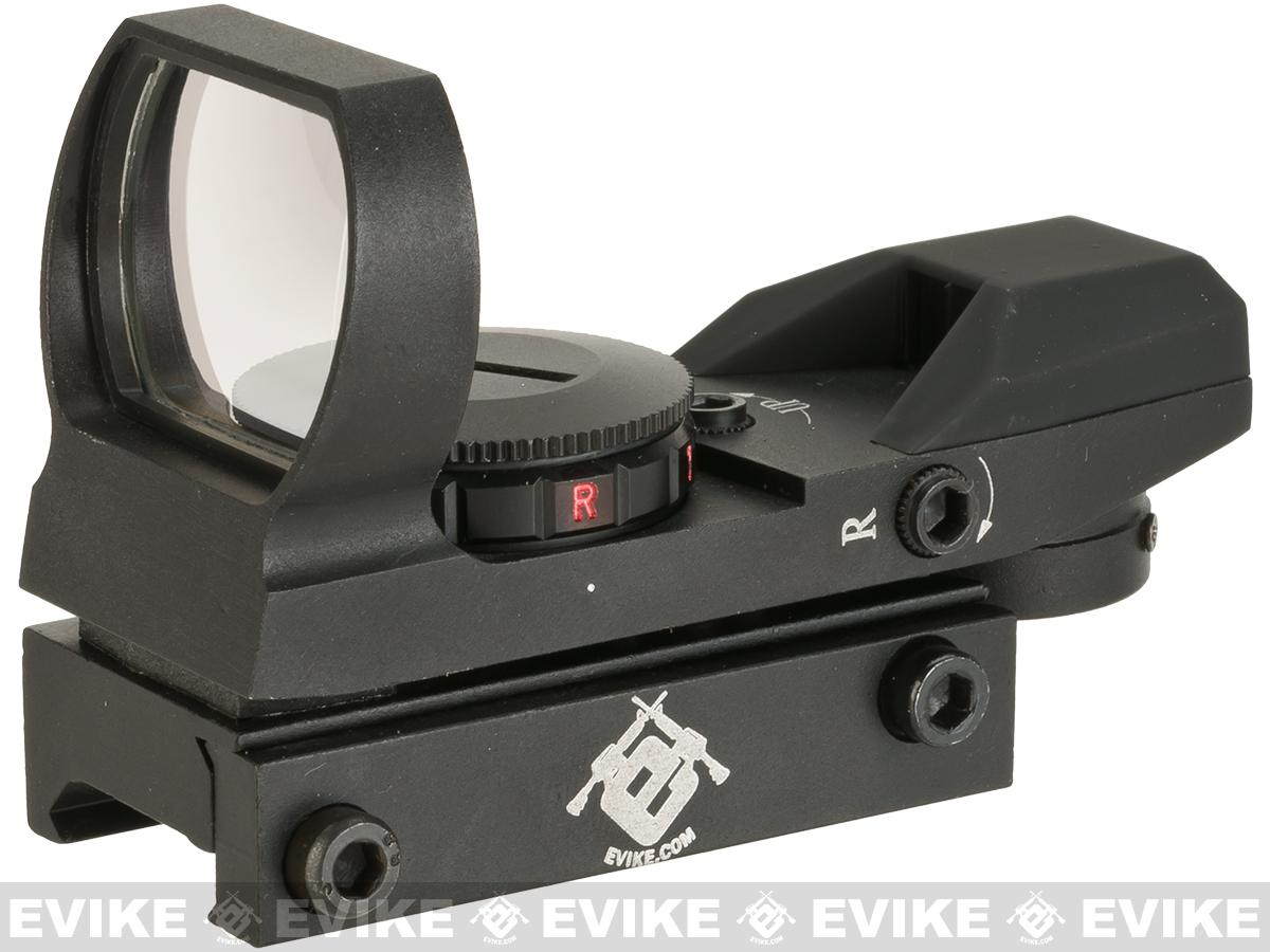 Evike Panorama Red/Green Dot with Spec. Ops Reticles - Black