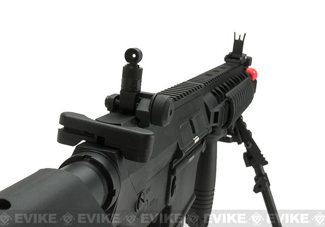 Pre-Order ETA March 2017 A&K Full Metal SR-25K Airsoft AEG Rifle w/ Crane Stock