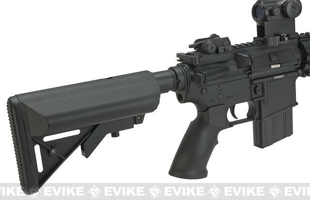 A&K NS15 Full Metal Lipo Ready M4 CQB Charlie Stubby Killer Airsoft AEG Rifle
