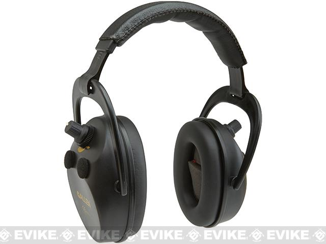 Allen Company Axion Electronic Shooting Ear Protection - Black