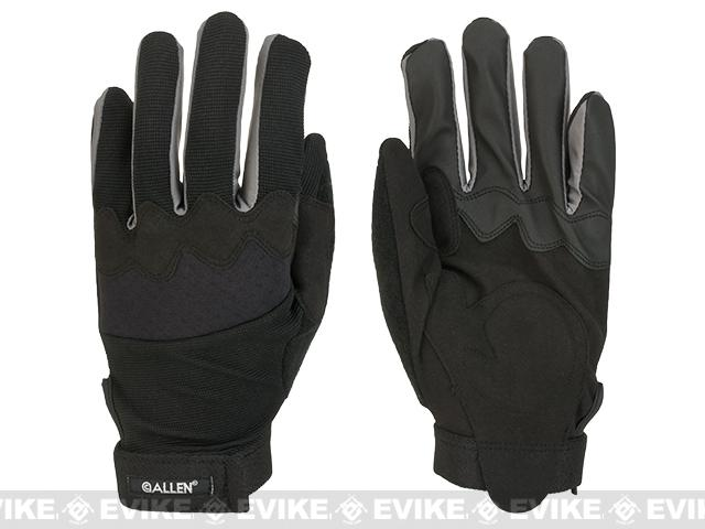 Allen Company Creede Handgun/Tactical Glove - Black (Size: X-Large)