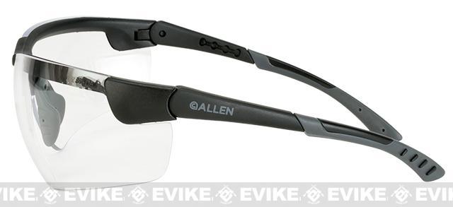 Allen Company 2335 Axion Ballistic Muff & Glasses Combo - Black