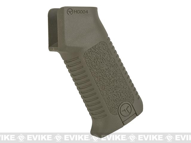 ARES Amoeba Type-4 Motor Grip for M4/M16 Airsoft AEG Rifles - Dark Earth