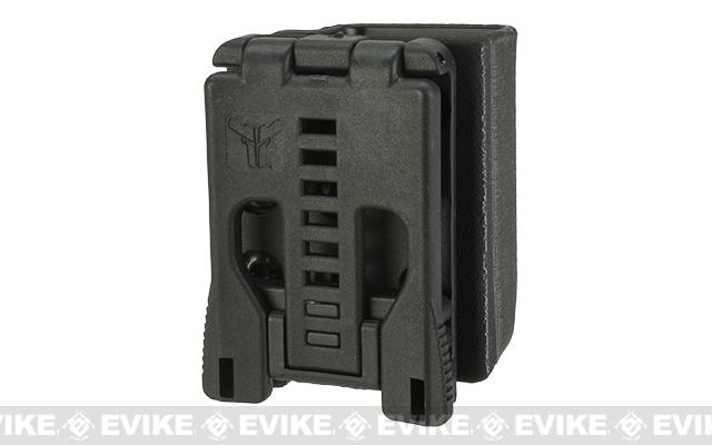 Blade-Tech Signature SMP Double Stack 10 / 45  Single Mag Pouch - Tek-Lok (Black)
