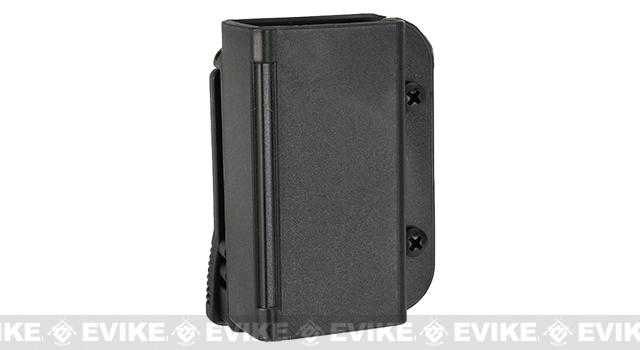 Blade-Tech Revolution Mag Pouch for SMP Glock 9 / 40  Single - Tek-Lok (Black)