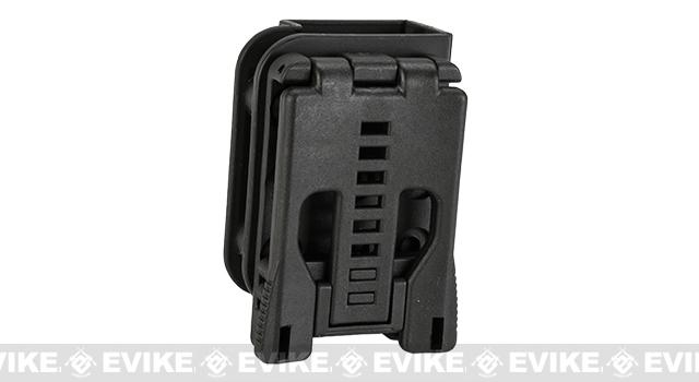 Blade-Tech Revolution SMP S&W 9 / 40  Single Mag Pouch - Tek-Lok (Black)