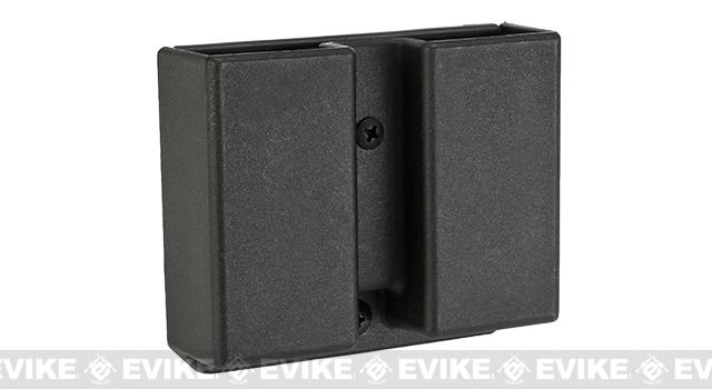 Blade-Tech Revolution DMP Dual Mag Pouch for Glock 9 / 40 - Tek-Lok (Black)