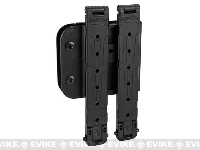 Blade-Tech Revolution AR-15 / M4 Single Mag Pouch - MOLLE-Lok (Right Hand Vertical - Black)