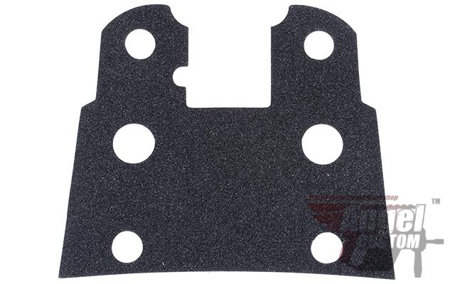 Angel Custom Coarse Anti-Slip Grip Cover for Hi-Capa Series Hand guns / Pistols (Pack of 3)