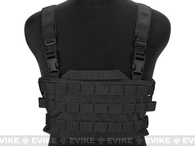 HSGI AO Small Chest Rig - Black