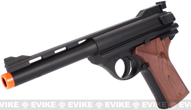 DE M28F Full Size Spring Powered Airsoft Pistol