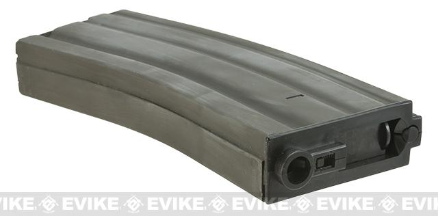 Evike.com Limited Edition Parkerized 300rd Hi-Cap Magazine for M4 / M16 Series AEG Rifles - Set of 8