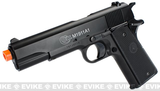 Colt Licensed Full Size M1911A1 Airsoft Heavy Weight Pistol Pistol