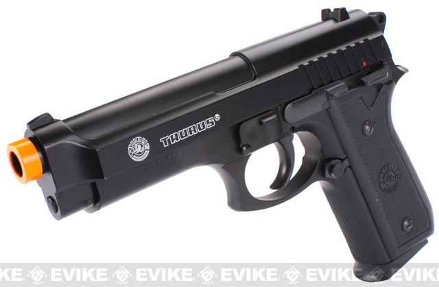 Taurus Licensed PT92 M9 Airsoft Full Size Pistol with Metal Slide