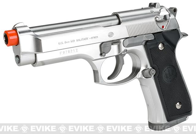 Tokyo Marui M92F Military Airsoft Spring Pistol - Style