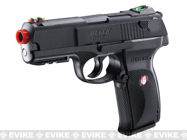Umarex Ruger Licensed P345PR CO2 Airsoft Full Size Gas Pistol