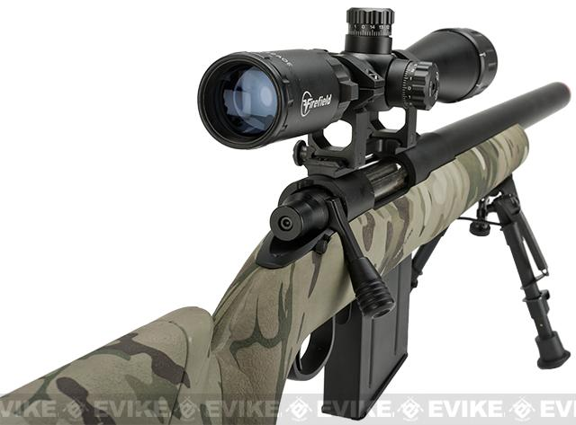 z APS M50 Shell Ejecting Co2 Powered Airsoft Gas Sniper Rifle 500~590 FPS (Model: Multicam)