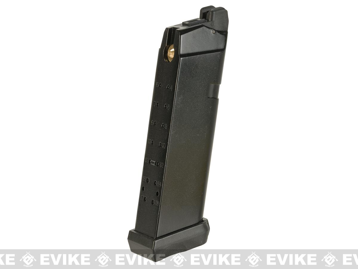 APS 23rd CO2 Magazine for ACP Series Airsoft GBB Pistols - Black