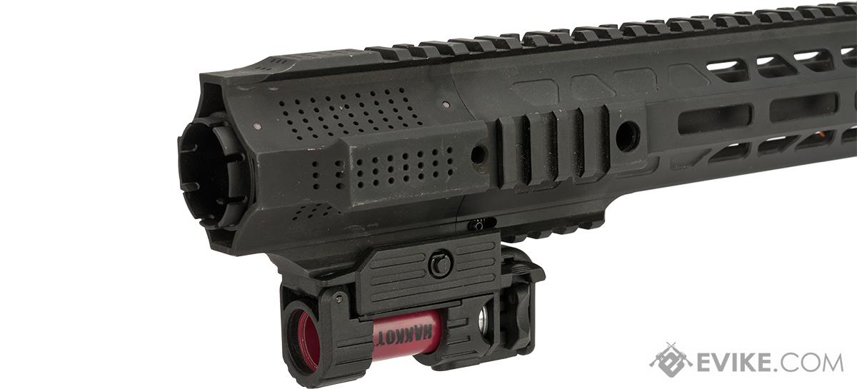 APS Smart Shot 20mm Rail Mounted Launcher with Belt Clip (Package: Launcher + Belt Clip Only + 2X Shell and Charger)