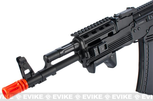 APS Advanced AK209 Tactical AK74 Airsoft AEG Electric Blowback Rifle