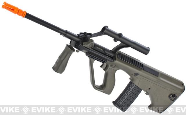 Pre-Order ETA July 2015 APS Newest Generation Kompetitor Advanced AUG KU MIL Airsoft AEG Rifle