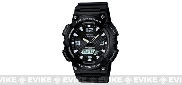 Casio Sports Series AQS810W-1AV Analog / Digital Watch