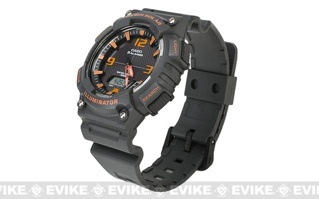 Casio Sports Series AQS810W-8AW Analog / Digital Watch