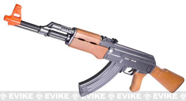 Kalashnikov SoftAir Licensed AK47 Full Stock Airsoft Rifle