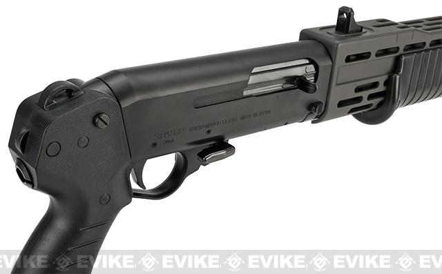 Tokyo Marui SPAS 12 Style Full Size Airsoft Shotgun (Pistol Grip)