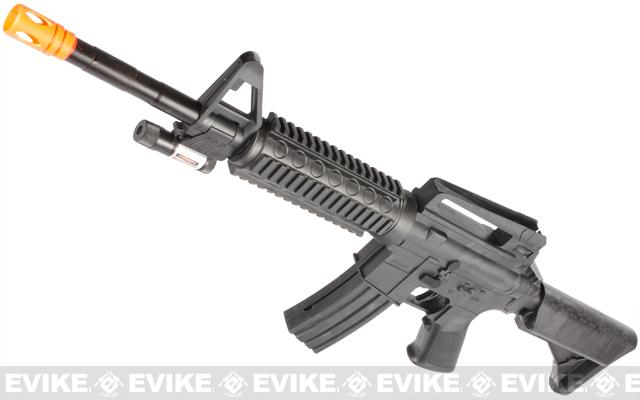 Bone Yard - UKArms 2/3 Scale M4 RIS crane stock Airsoft rifle (Store Display, Non-Working Or Refurbished Models)